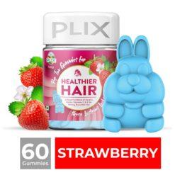 Plix Olena Plant-based Healthier Hair Gummies