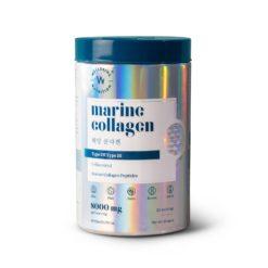 Wellbeing Nutrition Pure Korean Marine Collagen Peptides| Hydrolyzed Type 1 & 3 Collagen Protein and Amino Acids
